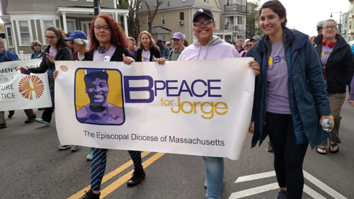 Walk for Peace 2016
