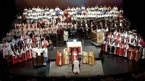 Taylor consecration