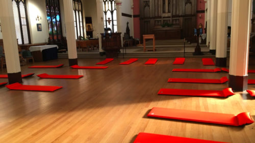 Sacred sleep mats