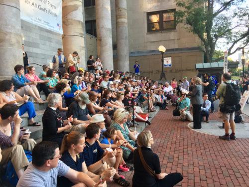 Boston vigil
