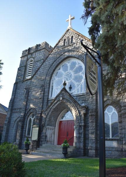 Christ Episcopal Charlottesville