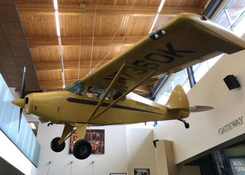 Gordon's Plane