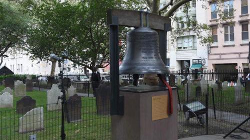 Trinity Wall Street bell