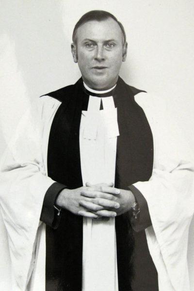 Paul Wancura at Caroline Church