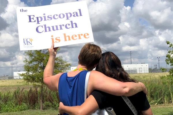 Episcopal sign