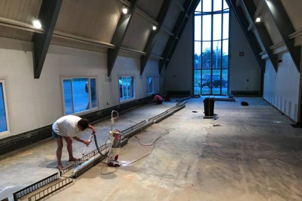 Resurrection Church renovations