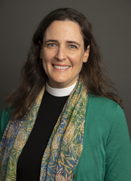The Rev. Jennifer Anne Reddal