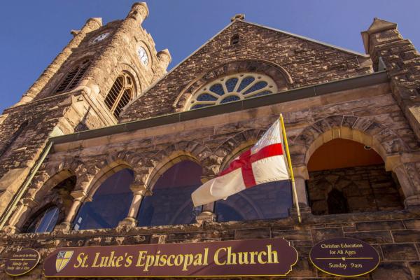 St. Luke's in Jamestown