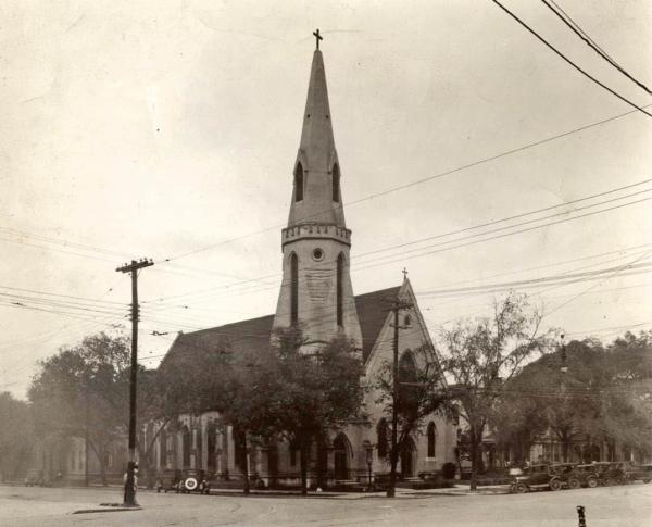 St. John's, historical