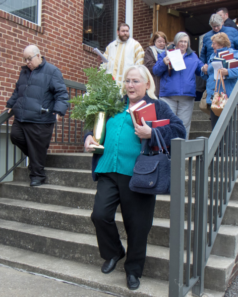 Moving from Holy Apostles