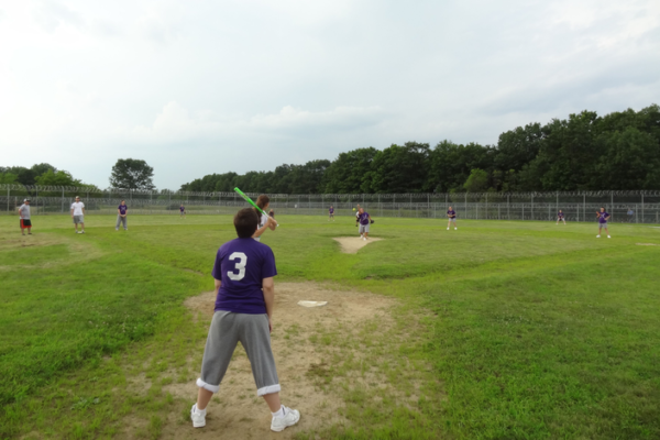 Goffstown softball field