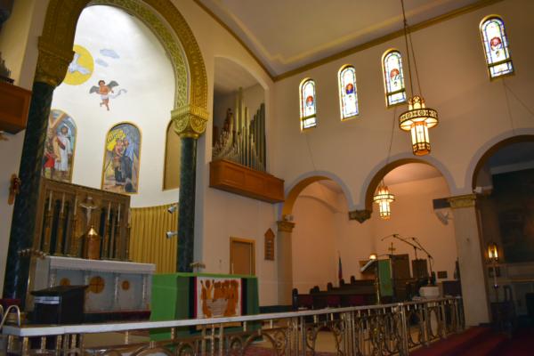 St. Edmund's altar