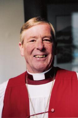 Bishop Frank Vest
